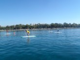 SUP Paddling Lesson