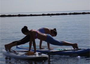 Pilates Lesson - Couples