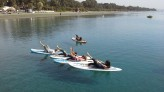 Pilates on SUP Lesson