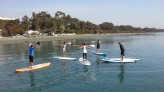 SUP Fitness Lesson