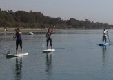SUP group lesson