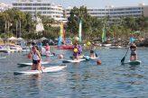 Birthday party on the beach - sup club limassol. cyprus